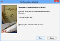 iMagic Hotel Reservation - Config Wizard